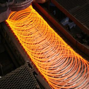 6 gauge low carbon steel wire rod
