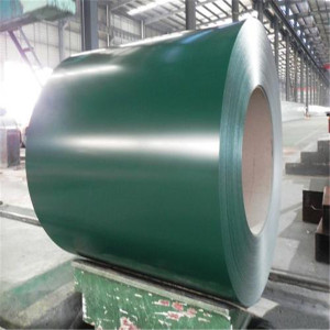 Cold Rolled steel PPGI price prepainted galvanized steel coil price