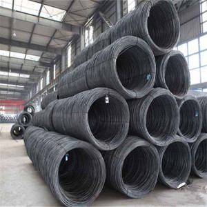 SAE1006 China low carbon steel Q195 Wire Rod in coils for nail making
