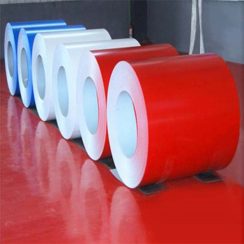 Pre painted galvanized steel/color coated steel sheet/PPGI coils