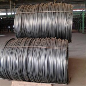 Low carbon steel wire rod black annealed wire