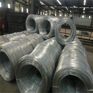 Coil packing steel galvanized baling wire for construction