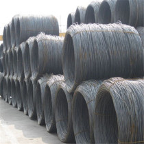 hot rolled low carbon steel wire rod 9mm in coil