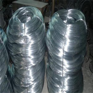 Nail Making Gl Wire Baling Electro Galvanized Wire