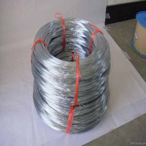 Iron steel galvanized wire gi binding wire and steel wire rod with high quality