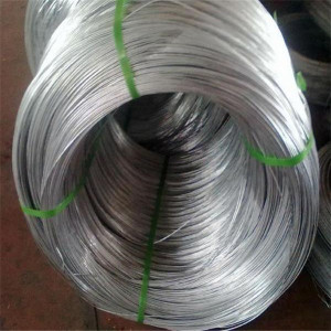 gauge21 galvanized wire /binding wire bwg 21/galvanized iron wire