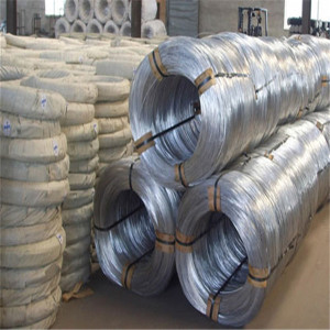 gi binding wire/galvanized scourer wire