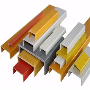 U shaped box iron channel steel