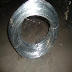 BWG 21 GI Binding Galvanized Wire