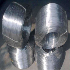 Binding Galvanized gi electro iron wire