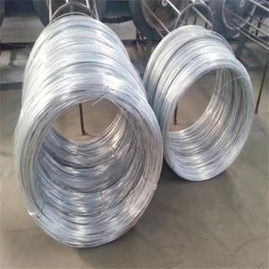 18 gauge gi binding wire/big coil galvanized iron wire