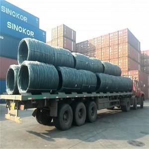 Mild Carbon Steel Wire Rod in Coils Manufacturer
