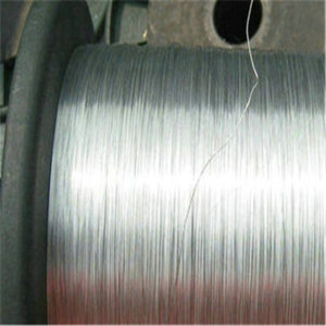 Electro Galvanized steel wire rod for wire rope