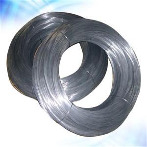 galvanized binding pure iron wire