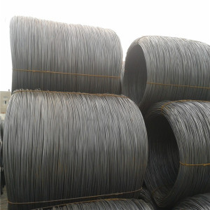 prime steel hot rolled drawn wire sae1008/wire rod