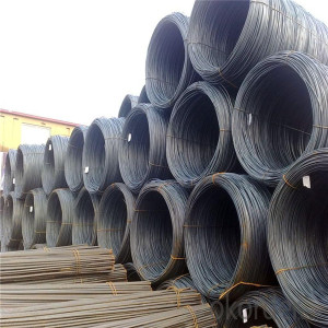SAE 1006 5.5mm Steel Round Bar/ Steel Coil Wire Rod