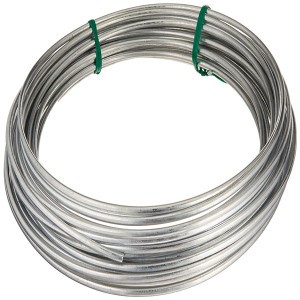 Hot galvanized wire 18gauge gi binding wire