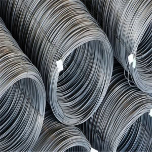 Yan steel-High quality Hot rolled steel Wire rod