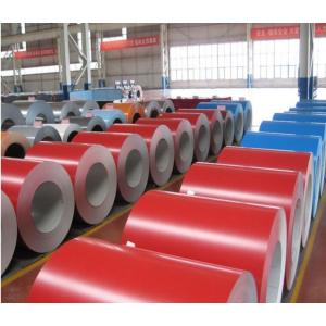 PPGI PPGL RAL 9012 5030 pre painted colour coated galvanized steel coil
