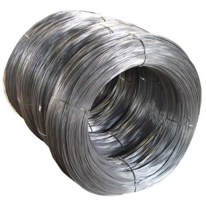 Electro galvanized low carbon iron construction binding wire