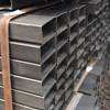 Hollow section shape steel pipe hot rolled black welded square structural pipe