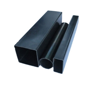 Yan steel pipe - Black iron hollow section steel pipe from China