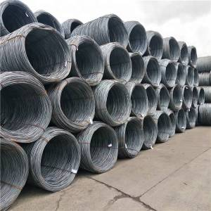 Yan steel-Excellent quality hot rolled steel high carbon steel wire rod manufacturers price