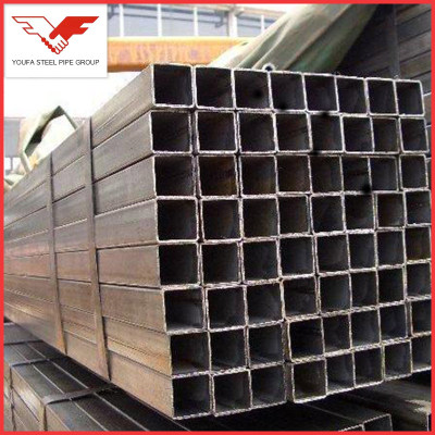 0.5mm-20mm thickness JIS G3441 square hollow section