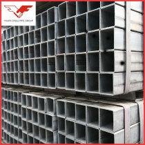 1-12 meter BS EN 10219  HSS rectangular steel pipe