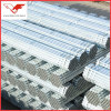 1/2-8inch galvanized hot dipped erw steel pipe  for fluid transport or construction, fence post