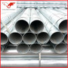 Outer Diameter: 21.3 - 273.1 mm  Plain End Galvanized Steel Pipe