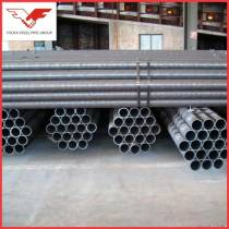High Frequency Welding(HFW) ASTM A53 BS1139 EN39 galvanized pipe
