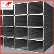 ASTM A500 Gr.A Hot rolled large size square hollow section structure steel pipe
