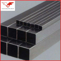 OEM/ODM customized  black square hollow section steel pipe