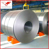 ASTM, JIS, GB, AISI, DIN, BS  Cold Rolled Galvanized Steel Coil with Slit edge