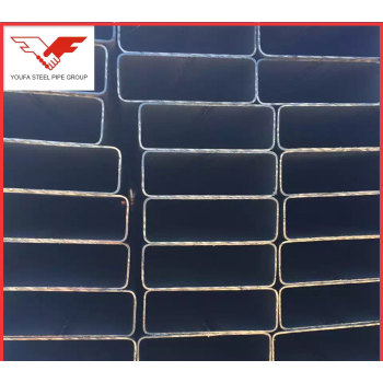 High impact strength cold formed steel hollow section rectangular pipe