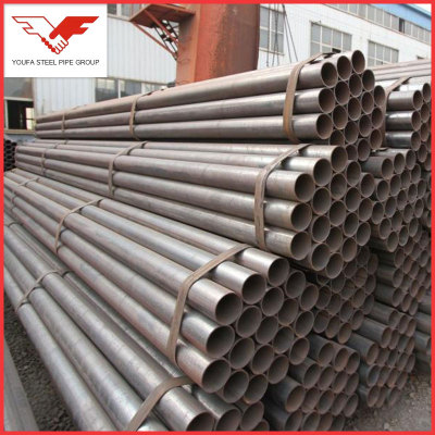 High concentricity  ERW Welded Steel Pipe & Tubes in bulk