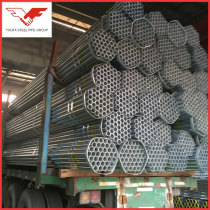 Anti-resistance Hot dip galvanized steel pipe for  water transport