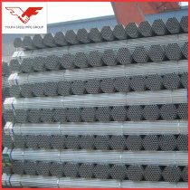 Zinc coating EN39 scaffolding steel pipe with EN74 forged clamp