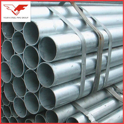 Longevity BS1387 standard  galvanized steel pipe
