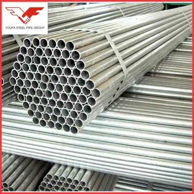 BS1139 / EN39 Scaffolding Welded Carbon Steel Pipes / Tubes