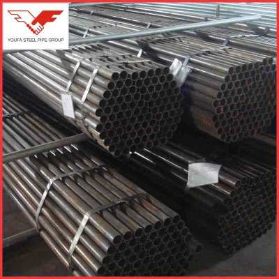galvanized Bs1139 Q345 Welded Carbon Steel Scaffolding Pipe