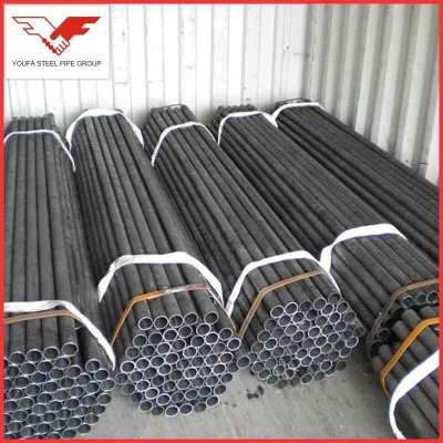 Stiff Q235/Q345  Scaffolding Steel Pipe with  Flawless finish