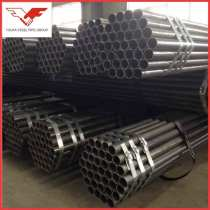 Low-carbon  strong toughness astm a53 erw steel pipe