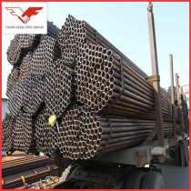 L235 EN10224 erw construction material welded steel tube and pipe