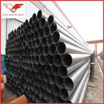 custom  erw welded steel tube and pipe