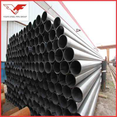 custom  erw welded steel tube and pipe
