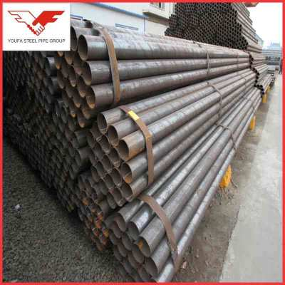 High deformability   low-carbon ERW steel pipe