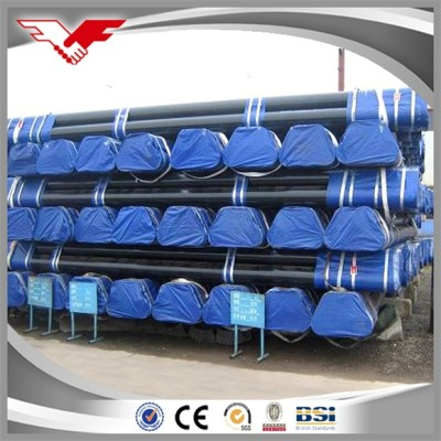 A106 GR.B seamless carbon steel pipe