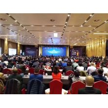 steel pipe sales agent meeting in Xi'an China